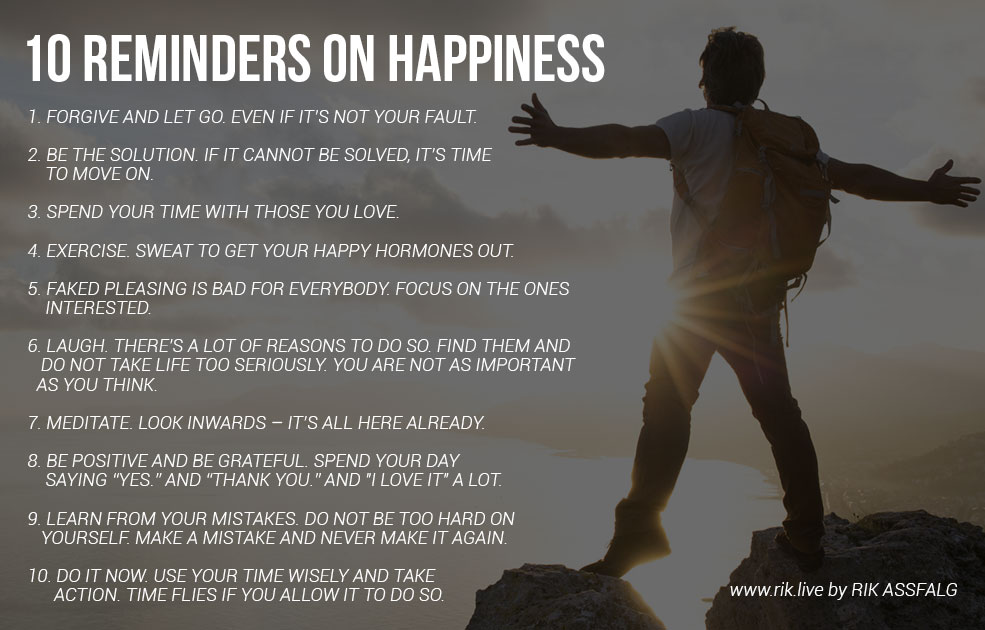 reminder-to-happiness